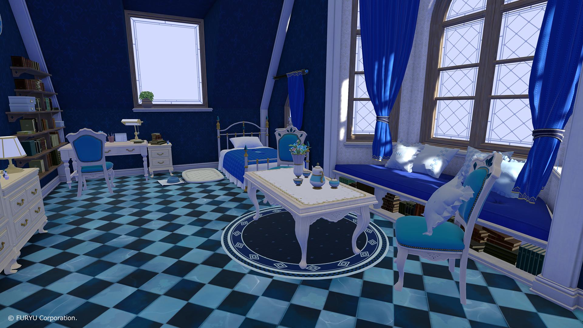 3Dモデル「零の部屋」サンプル